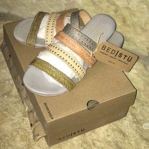 Henna Sandals
